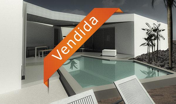 Construcción de 165 m2 construidos, Lajares en Fuerteventura